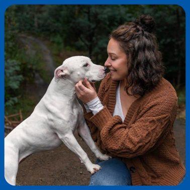 Dogs' Homes Welcomes Ambassador Lisa Gormley